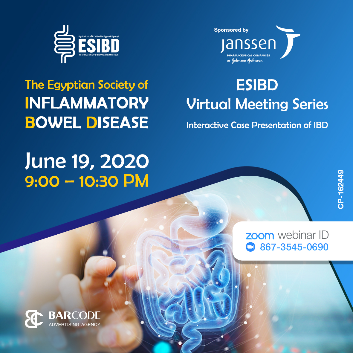 ESIBD Virtual meeting series