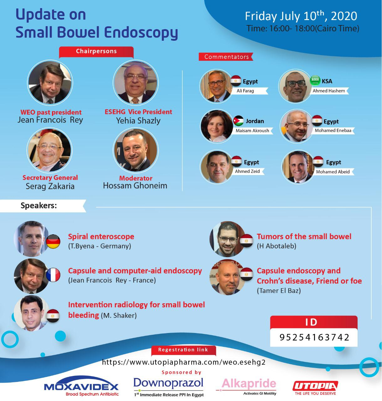 Update on Small Bowel Endoscopy